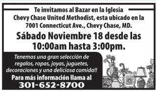 Te Invitamos Al Bazar