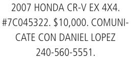 2017 Honda CR-V EX 4X4