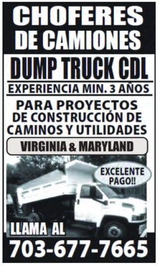 Choferes de Camiones