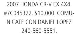 2007 Honda CR- V EX