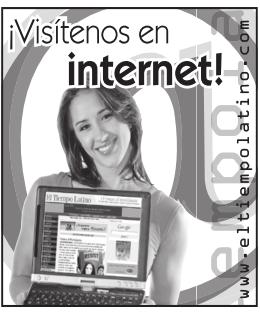 ¡ Visítenos En Internet!