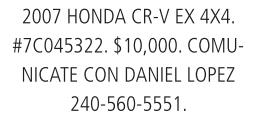 2007 Hond CR-V EX