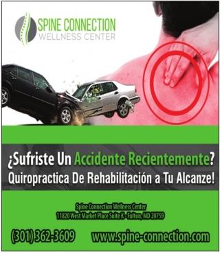 ¿ Sufriste Un Accidente Recientemente?