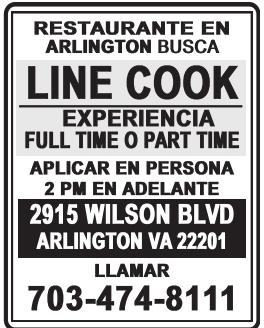 Line Cook