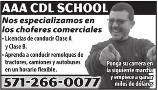 AAA CDL