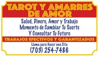Tarot Y Amarres De Amor