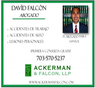 David Falcón - Abogado