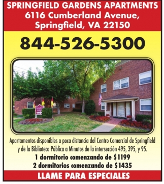 Springfield Gardens Apartments