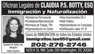 Inmigración y Naturalización