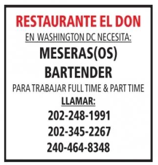 Restaurante El Don - Busca