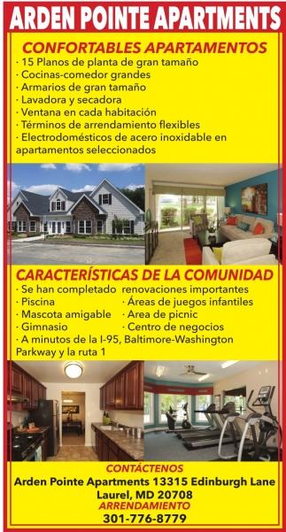 Confortables Apartamentos