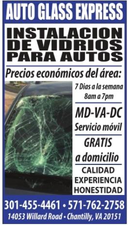 Instalacion de Vidrios de Para Autos