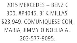 Mercedes benz C300 2015