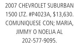Chevrolet suburban 1500 LTZ 2007