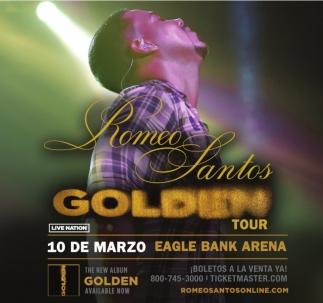 Romeo Santos Golden tour