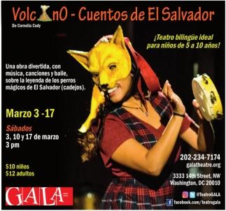 Cuentos de El Salvador