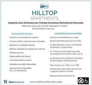 Hilltop Apartments