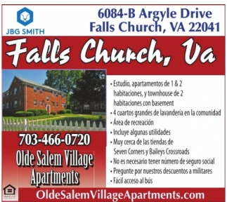 Olde salem village apartments