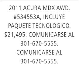 011 Acura MDX
