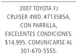 2007 Toyota FJ