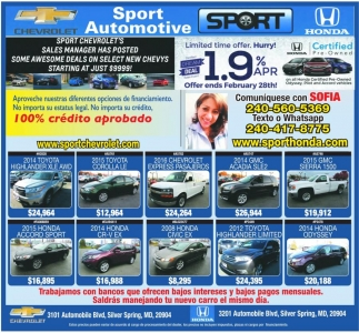 Sport Automotive