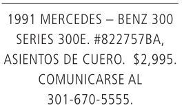 1991 Mercedez-Benz 300