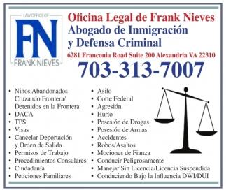 Abogado de Inmigración y Defensa Criminal