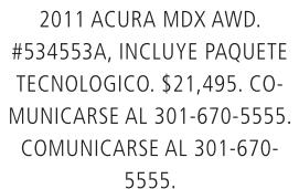2011 Acura MDX AWD