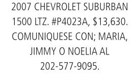 2007 Chevrolet Suburban 1500 ltz