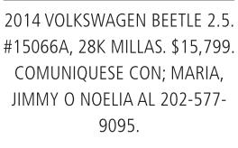 2014 Volkswagen Beetle 2.5