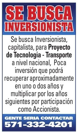 Inversionista