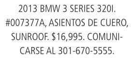 2013 BMW 3 Series 320l