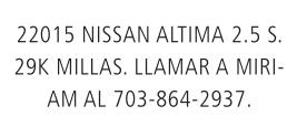 2015 Nissan Altima 2.5S