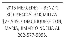 2015 Mercedes-Benz C 300