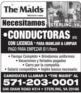 Conductoras