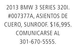 213 BMW 3 Series 320l
