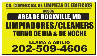 Limpiadores / Cleaners