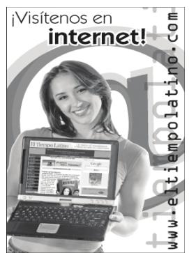¡Visitens en Internet!