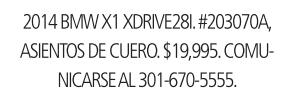 2014 BMW X1XDrive281