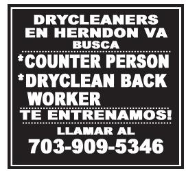 Drycleaners en Herndon