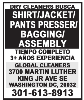 Dry Cleaners Busca