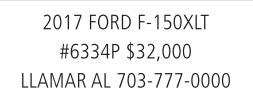 2017 Ford F-150XLT