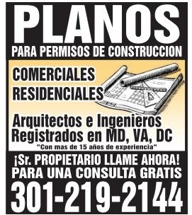 Planos Para Permisos De Construcción