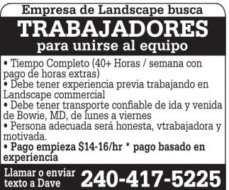 Empresa de Landscape