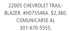 22005 Chevrolet Trail-Blazer