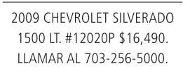 2009 Chevrolet Silverado1500 LT