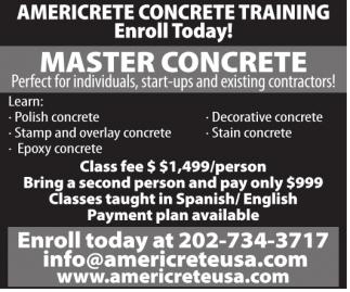 Master Concrete