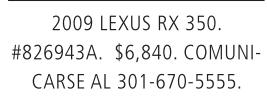 2009 Leus RX 350