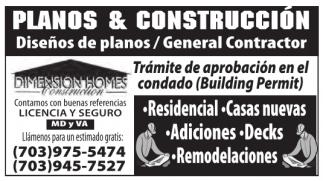 Planos y Construcción