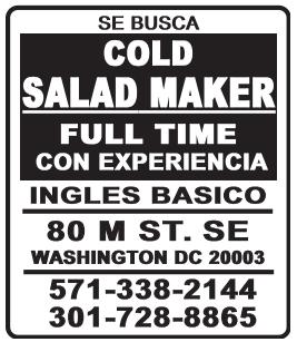 Cold Salad Maker